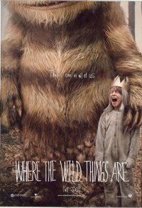 Where the Wild Things Are film poster
